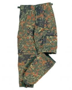 K.A. US Zip-Off BDU Hose Kids