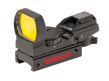 TASCO Red Dot QP 22 Propoint 1x32, Red Dot 4 Dial-in reticle