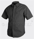 HELIKON DEFENDER Shirt (Kurzarm) - Canvas 170g - Black